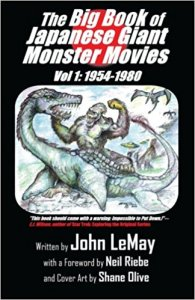 Book Review: 'The Big Book of Japanese Giant Monster Movies